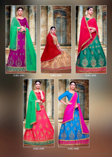 NEW Wedding and Festival Semi Stitiched Lehenga with Unstitiched choli Raw silk