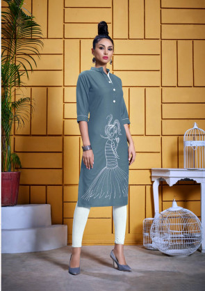 NEW DESIGNER WOMEN'S VOGUES CATALAGUES'S TRADITIONAL KURTIS
