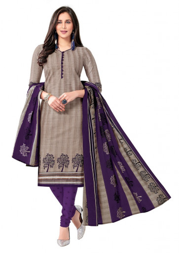 Sudarshan  Family Store  Unstitiched  Salar kameez cotton material-MPS5027-VR-Cotton