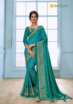 Latest Fancy Rajguru Catelogue Multi Design  Georgette Saree