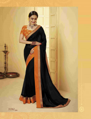 Subhash Sparsh -2 Catalogue Synthetic Georgette Designer Saree
