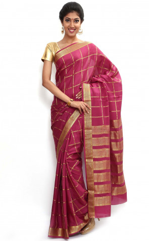 Wonderful Pure Mysore silk saree